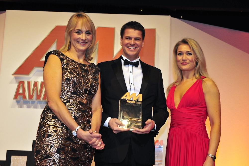 Perrys collect a hat trick of wins at the AM Awards 2015