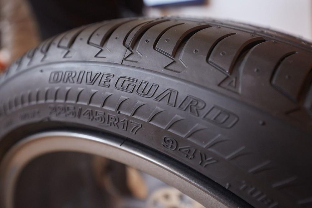 Bridgestone's Drive Guard is Game Changer