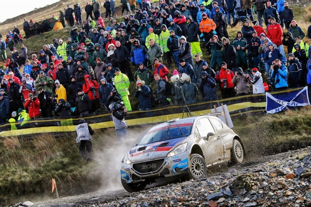 British Rally Championship Returns to TV