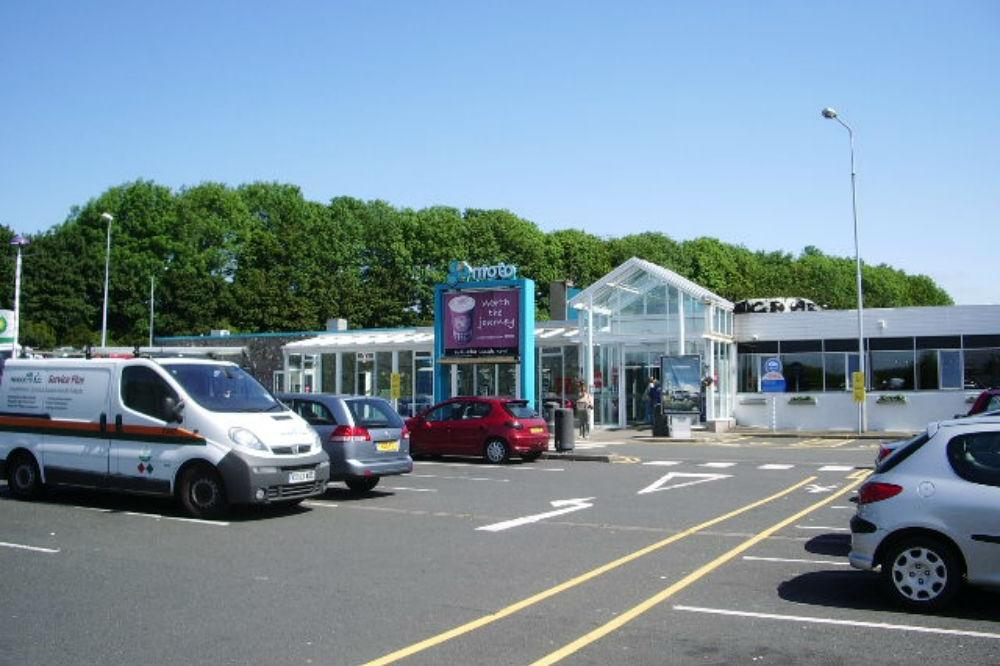 Motorway Service Areas Are Not up to the Mark
