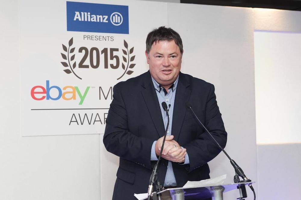 Perrys named eBay Motors' Branded Motors Franchise Dealer of the Year