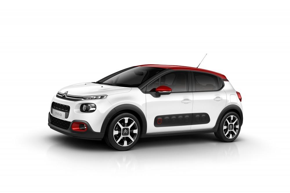 Citroën Unveils New C3 Today