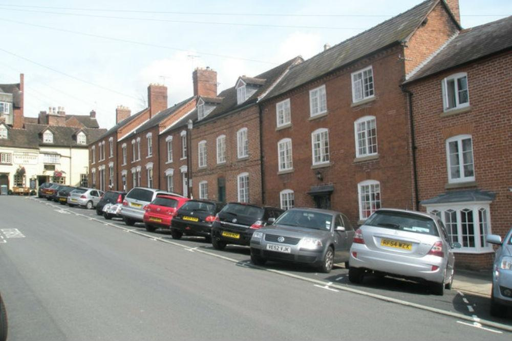 Make £Thousands By Sharing Parking Spaces
