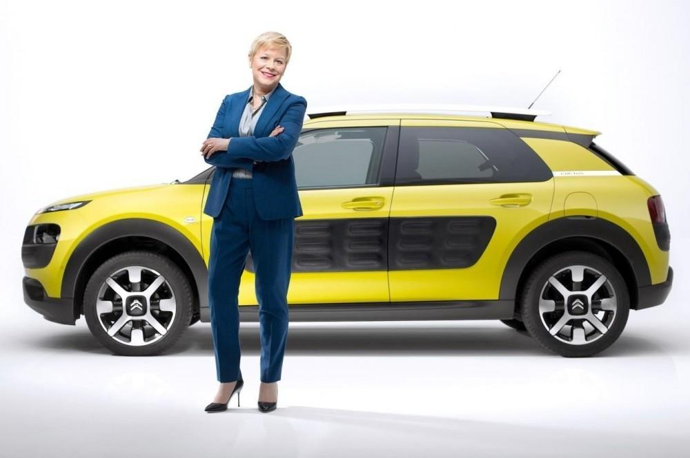 Most Influential British Woman In Car Industry Named