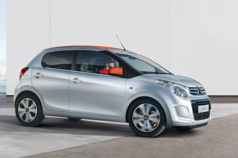 A guide to the new Citroen C1 and Peugeot 108