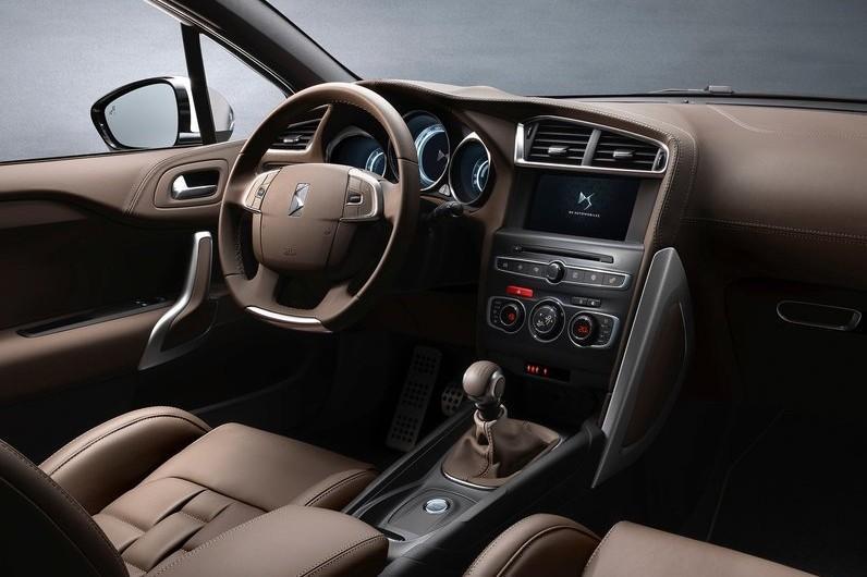 Citroën DS4 facelift review
