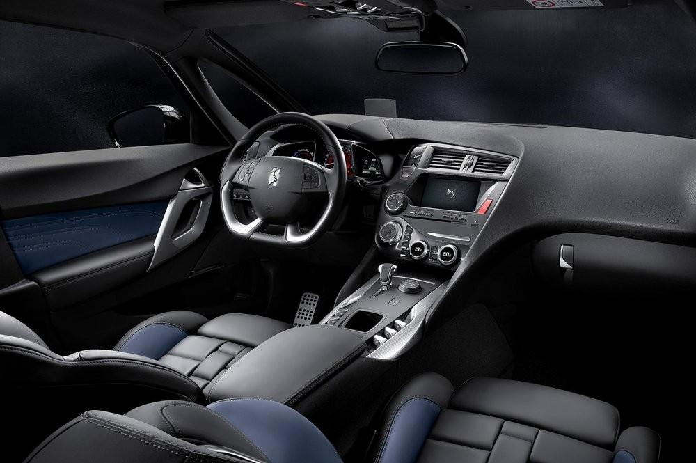 Citroen DS5 2015 Facelift