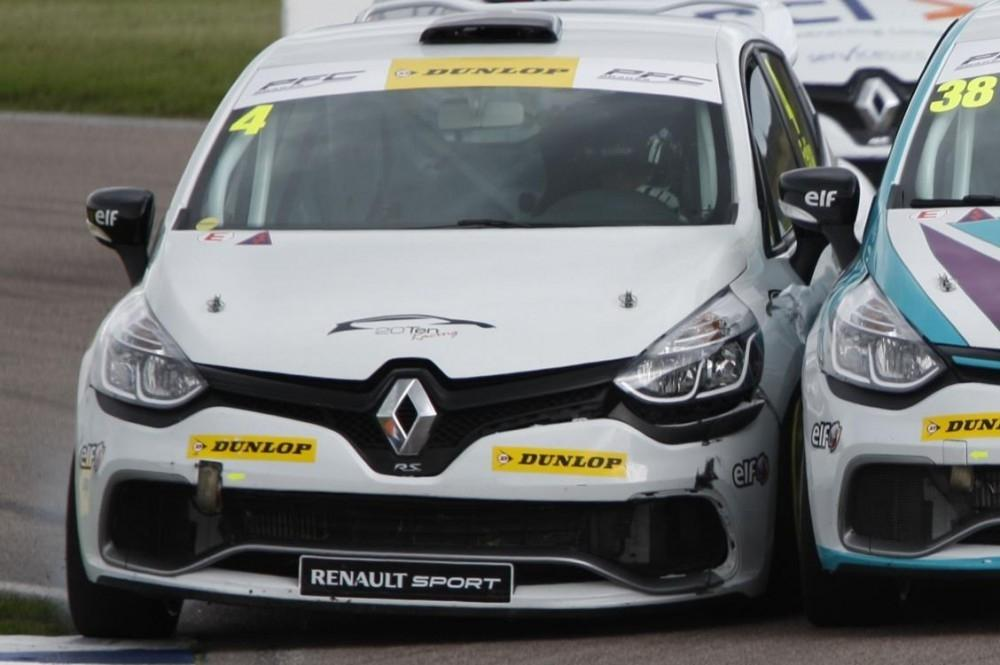 Renault UK Clio Cup's Grid Size Boosted