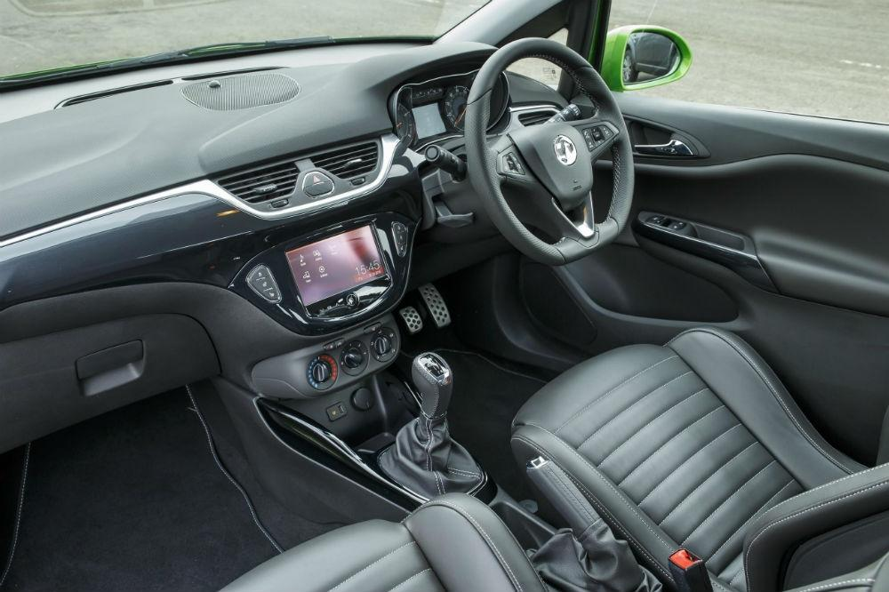 Pricing announced for new Vauxhall Corsa VXR