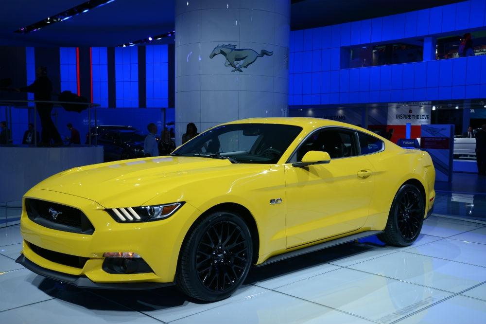 Performance Specs for New Ford Mustang Released
