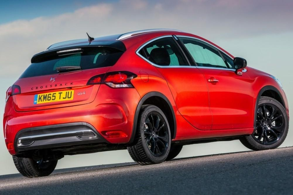 DS 4 Crossback – Full Of French Flair