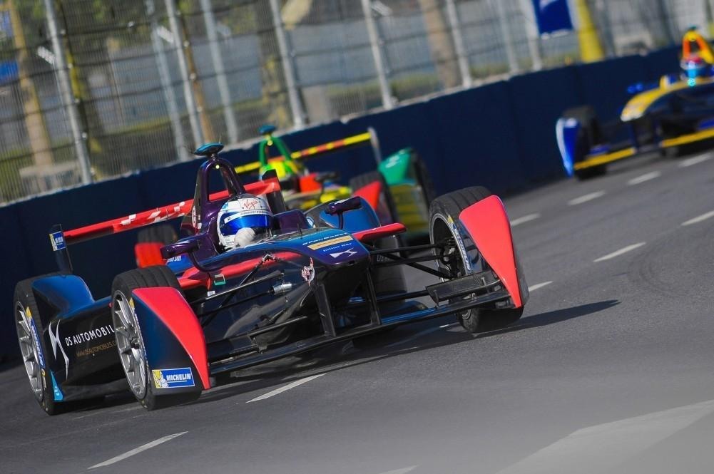DS Virgin Racing Team Heads to Mexico