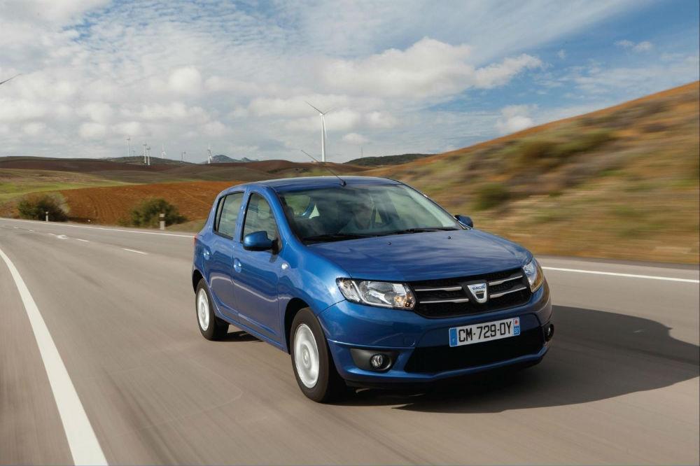 Good news! Dacia Sandero named best small car under £12,000