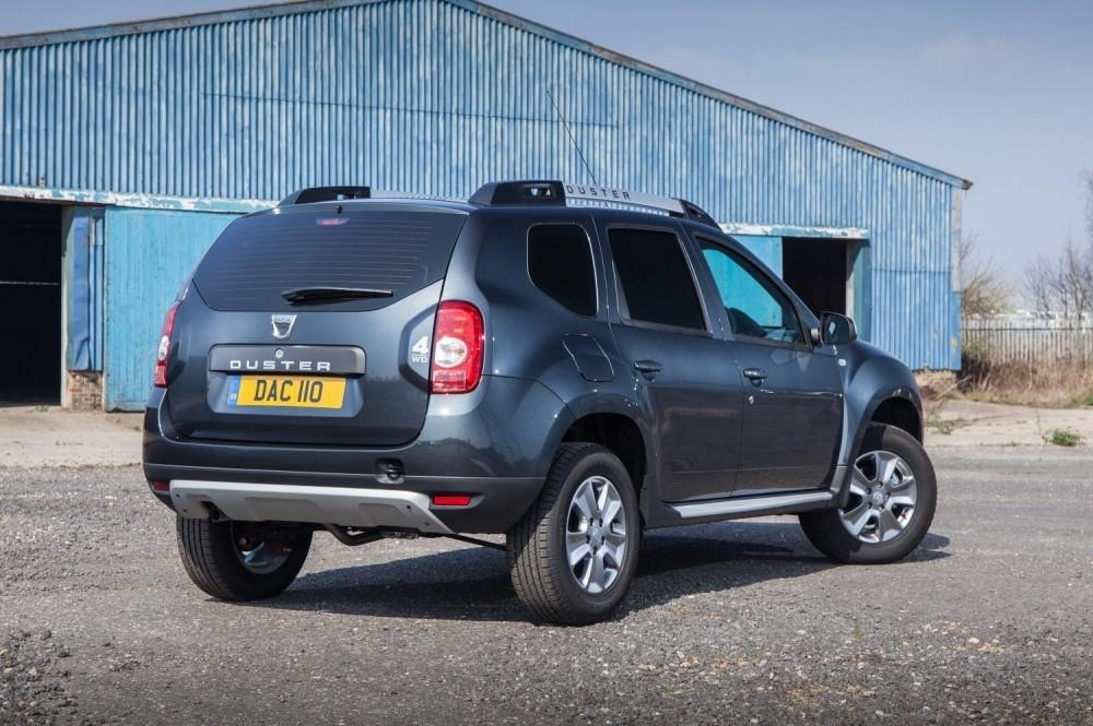 Dacia Supports Rugby With Duster Commercial