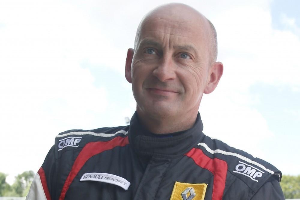 Johnson goes for Clio Cup Master Class