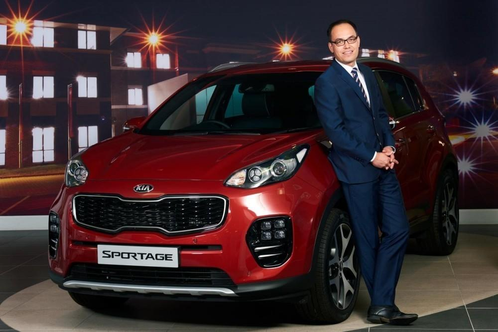 Kia Appoints New UK Marketing Director