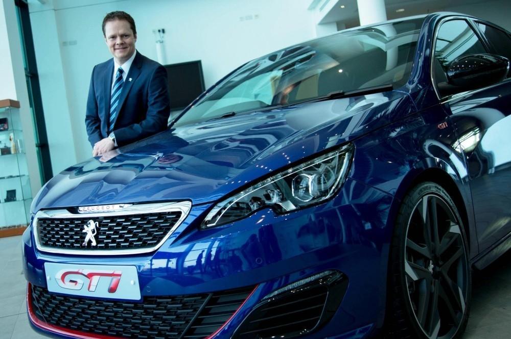 New Managing Director for Peugeot UK