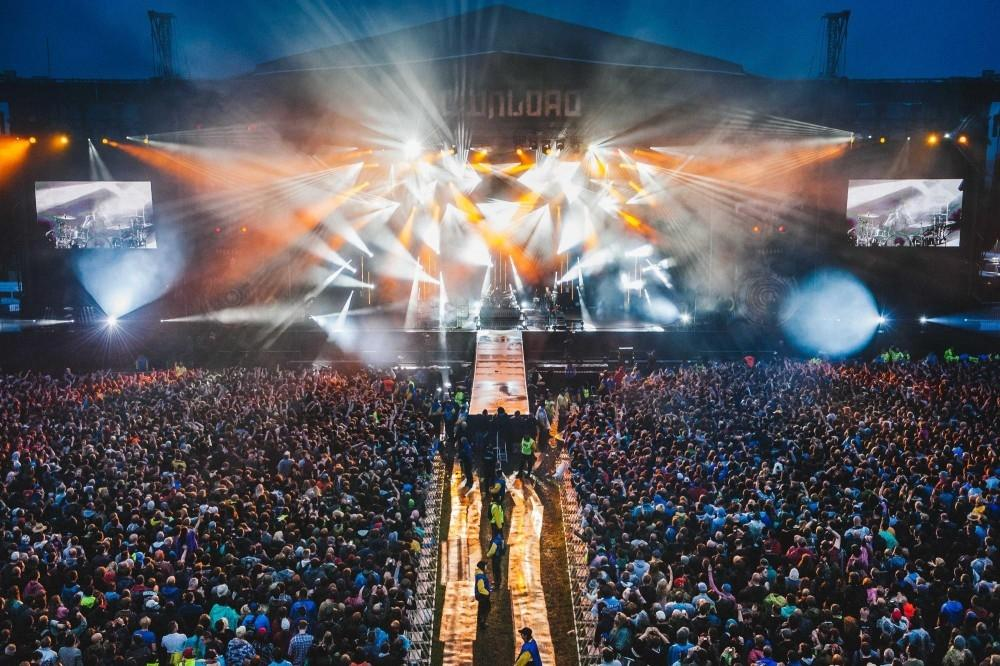 Firestone Gets Down with the Kids at Download