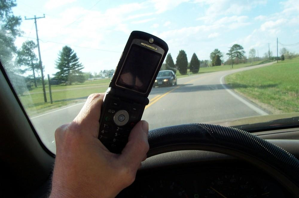 Better Enforcement Needed for Mobile Phone Driving