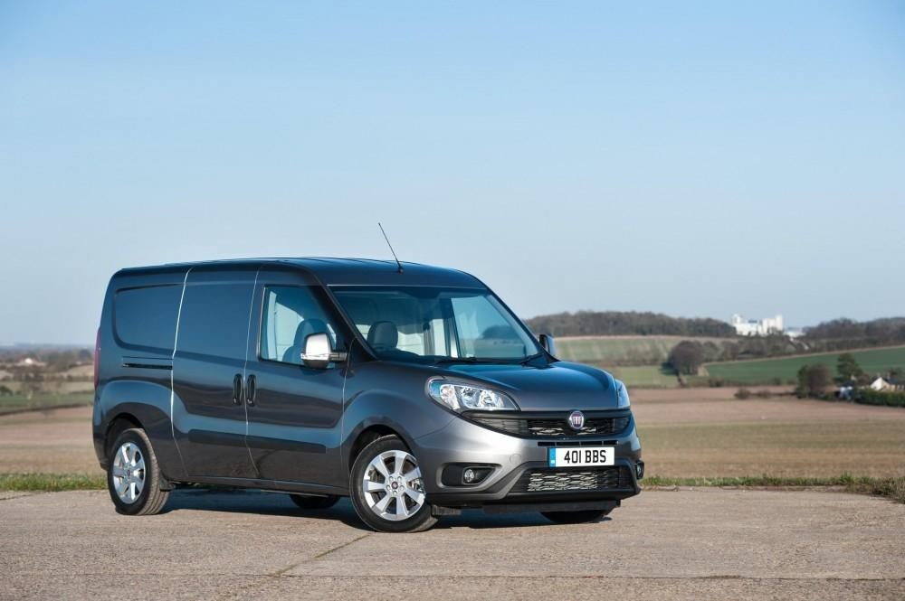 FIAT Doblo Carge Named Best Small Van