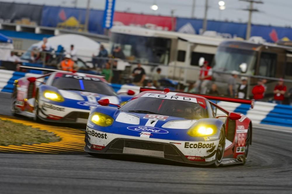 Ford GTs to Race at Le Mans 24 Hours