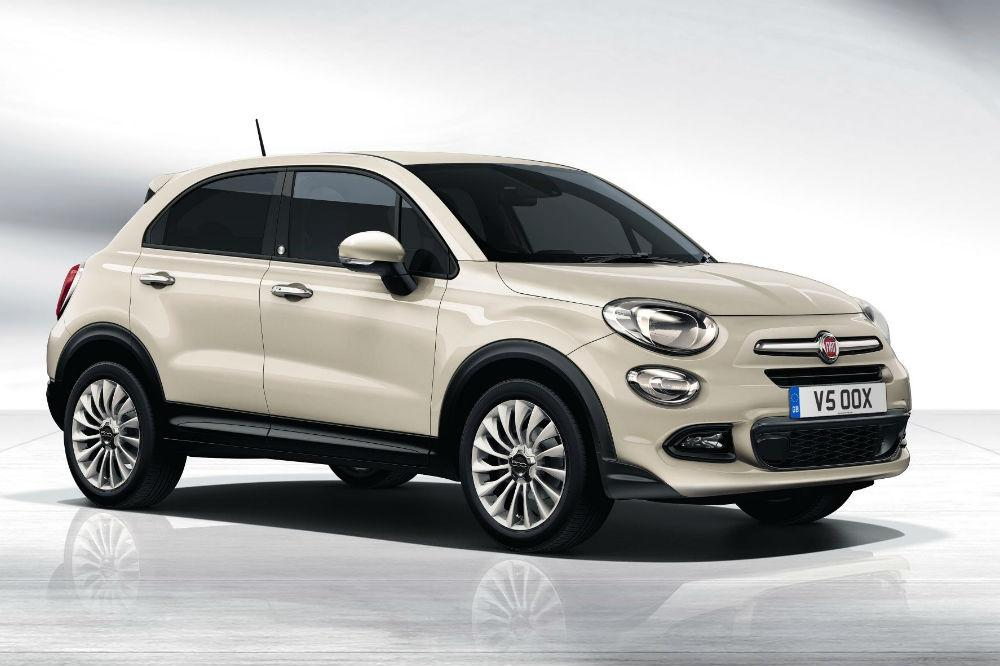 Fiat 500X Opening Edition available to order