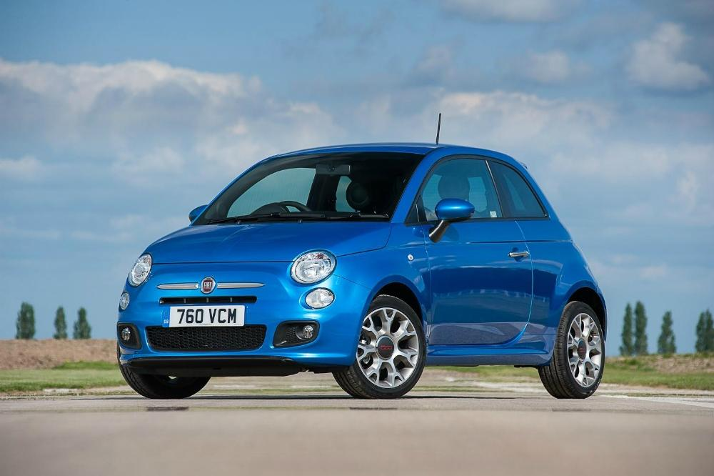 Fiat Announce Revamped 500 Range