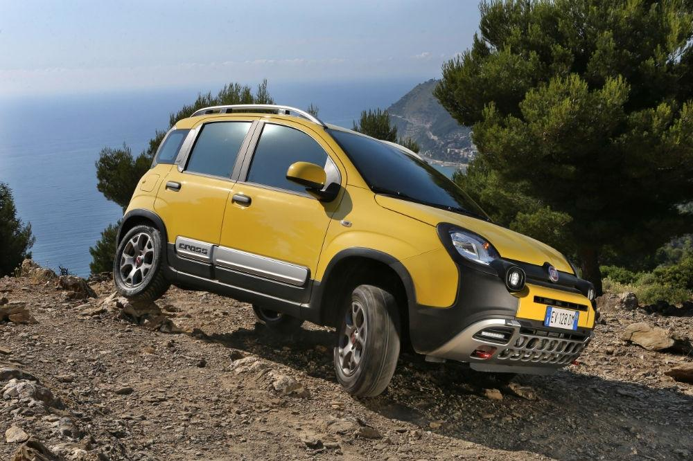 Fiat Panda Cross review 2014