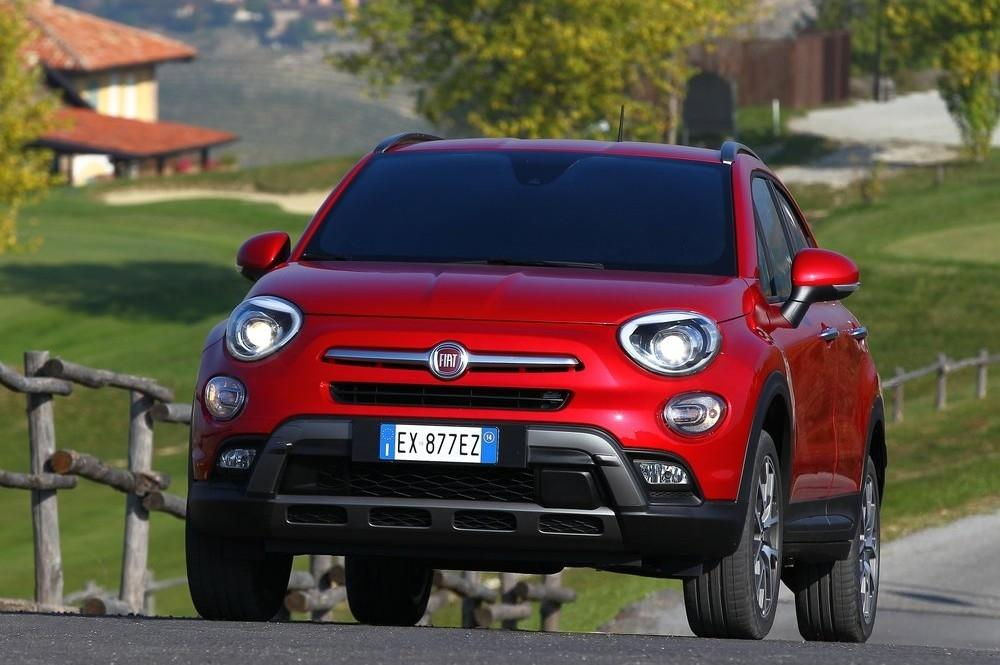 Fiat 500X 2015 Review