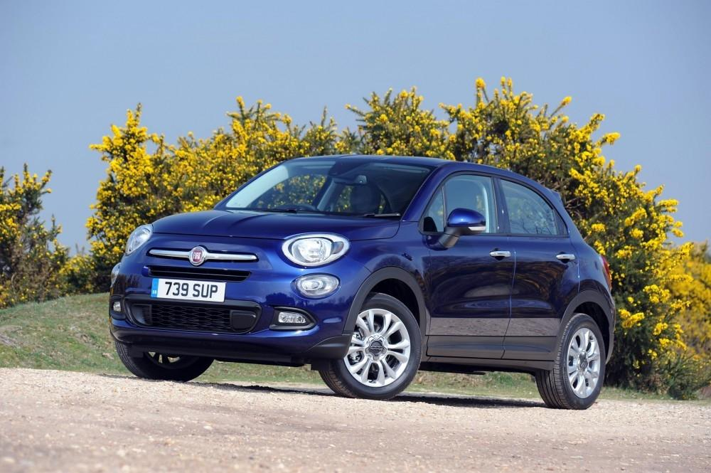 Business Users Will Love the FIAT 500X