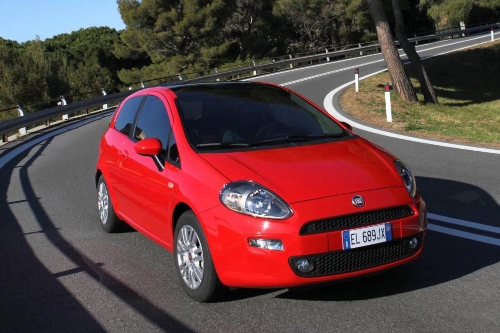 Fiat Punto Review
