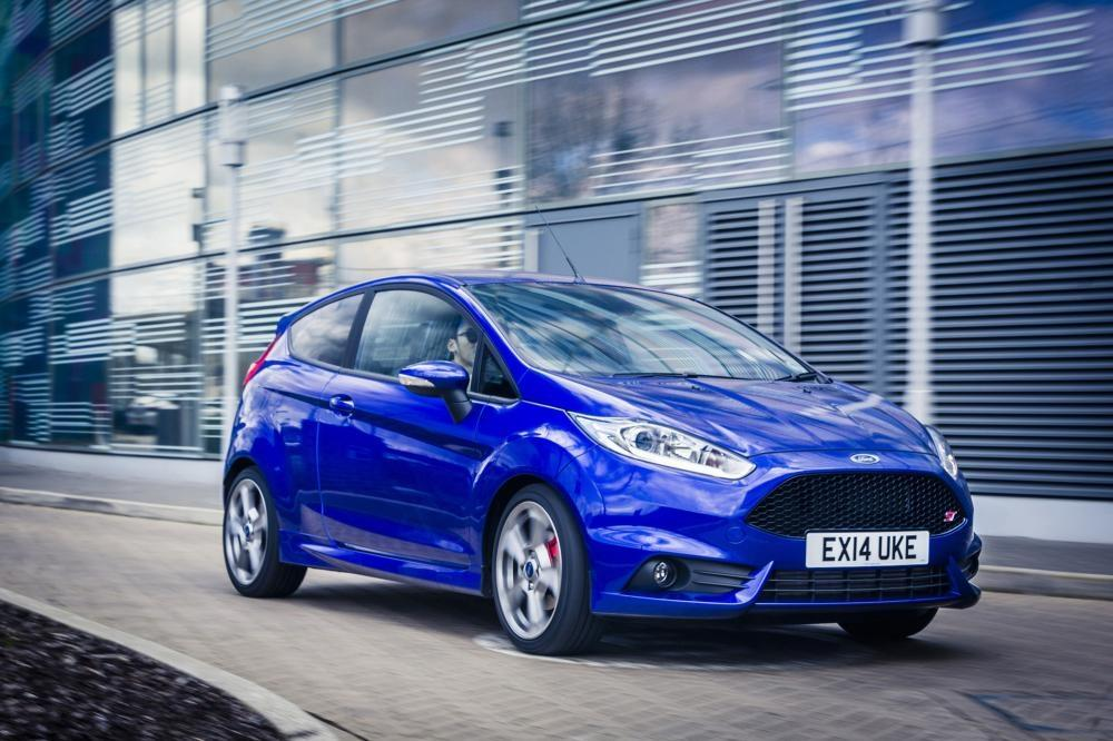 Blue is the Most Popular Car Colour Choice