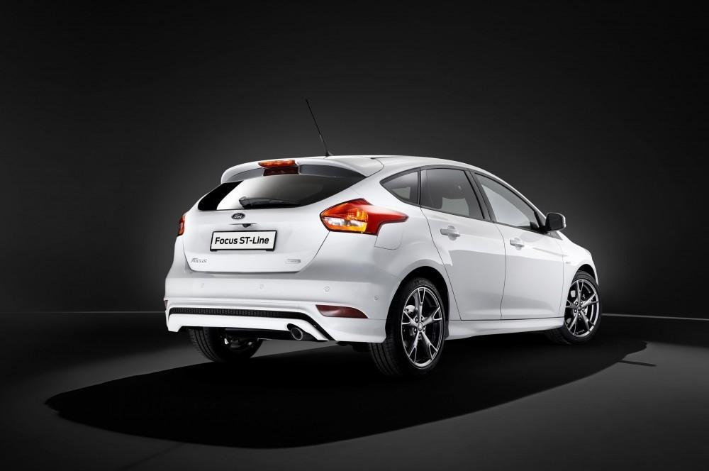 Ford Launches Sporty ST-Line