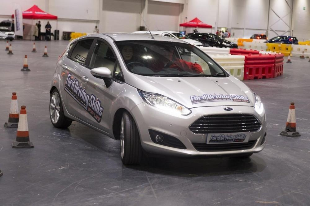 Students Need To Sharpen Their Driving Skills, Says Ford