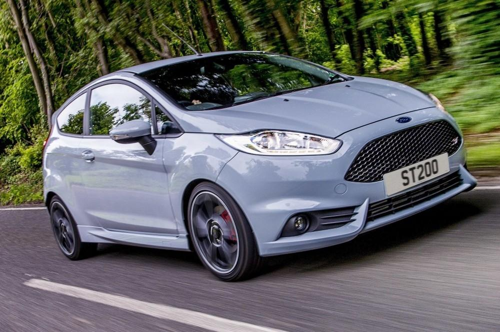 Party On With the Ford Fiesta