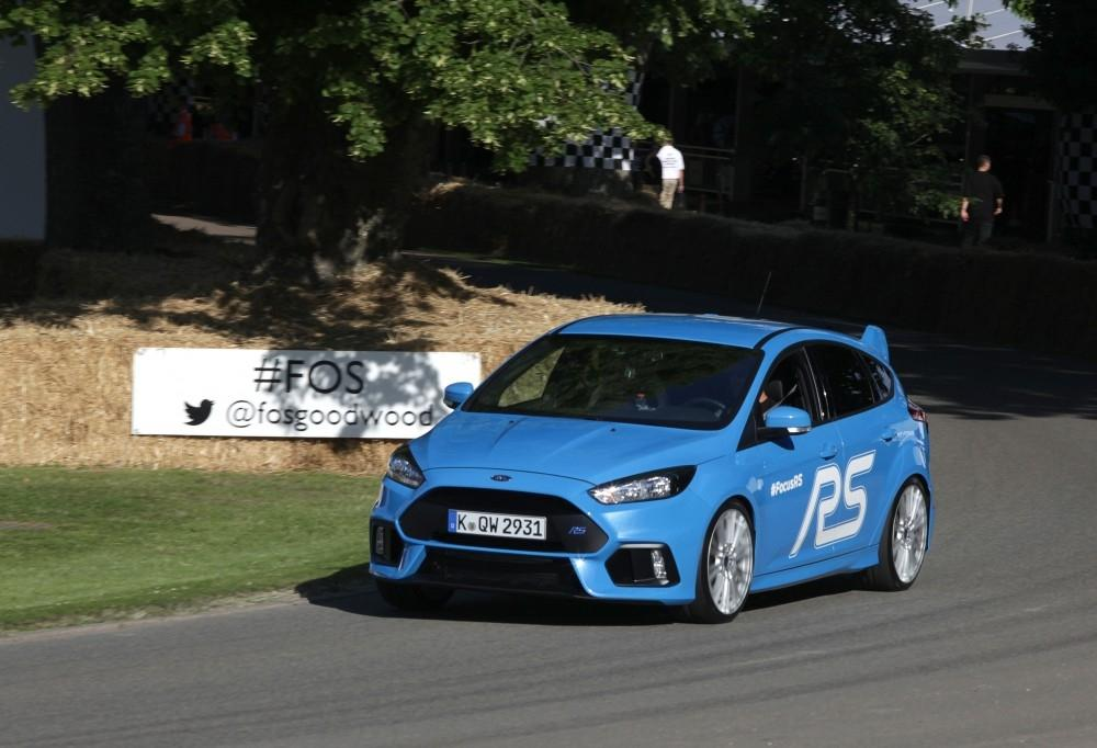 All-New Focus RS Prices Announced – Starting at £28,940!