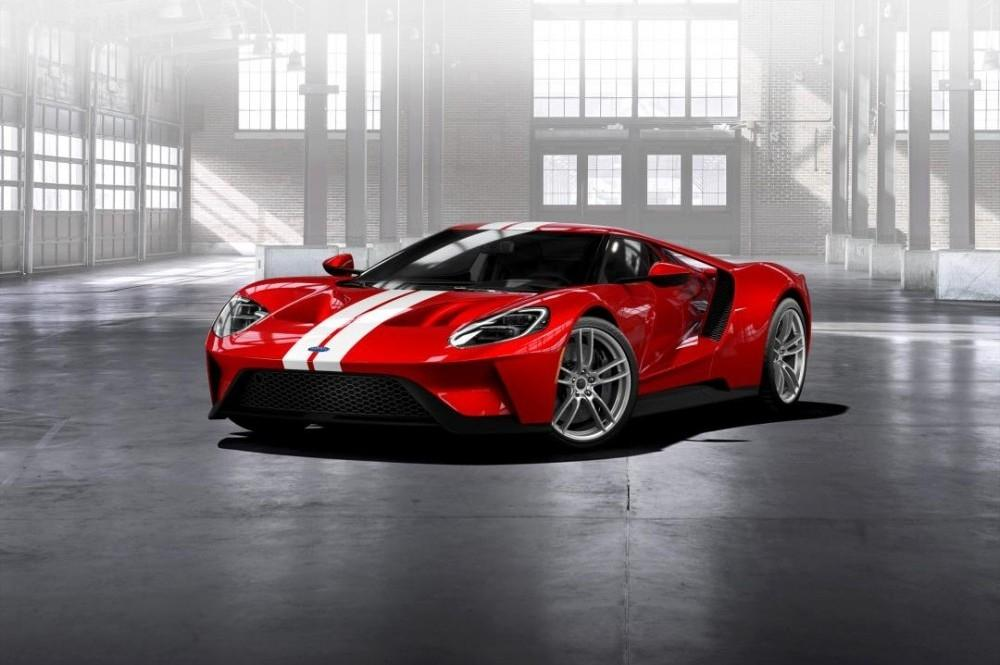 Orders now Being Taken for New Ford GT