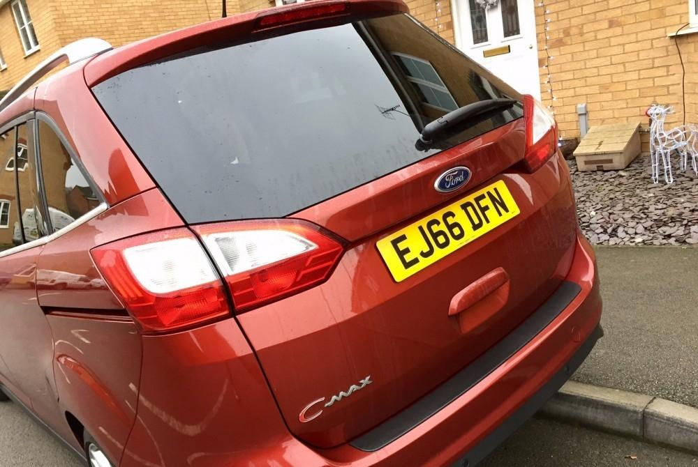 Living with a Ford Grand C-Max