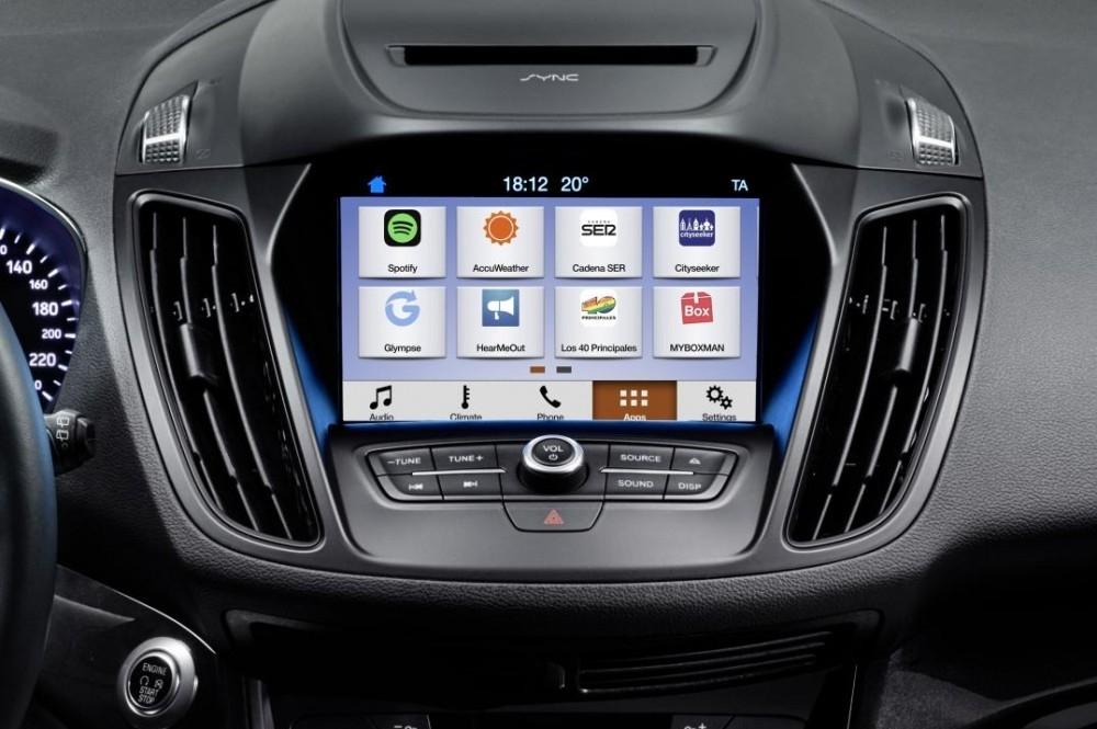 Ford's New SYNC 3 Comes to Europe