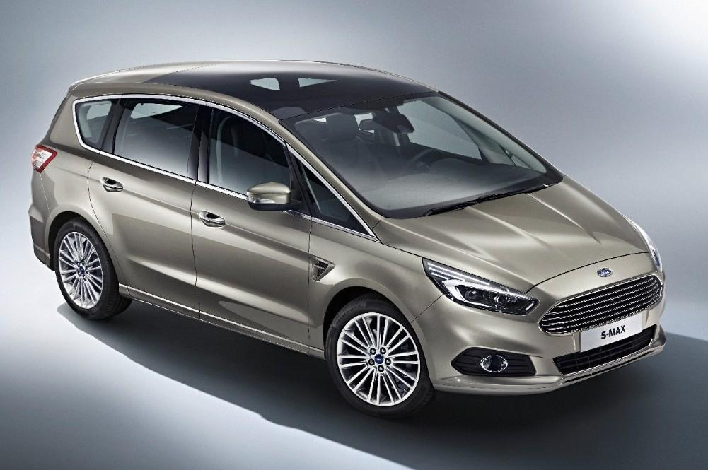 Ford S-Max 2015 Review
