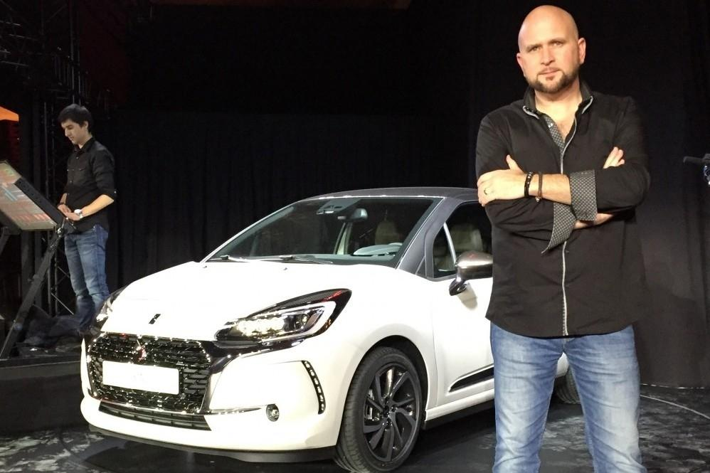 Exclusive: New DS 3 Revealed in Paris