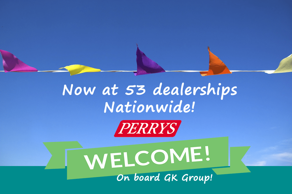 Exciting News: Perrys Purchase GK Group!