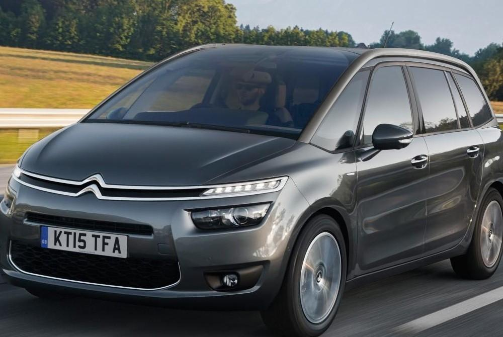 Citroën Grand C4 Picasso takes best seven-seater award
