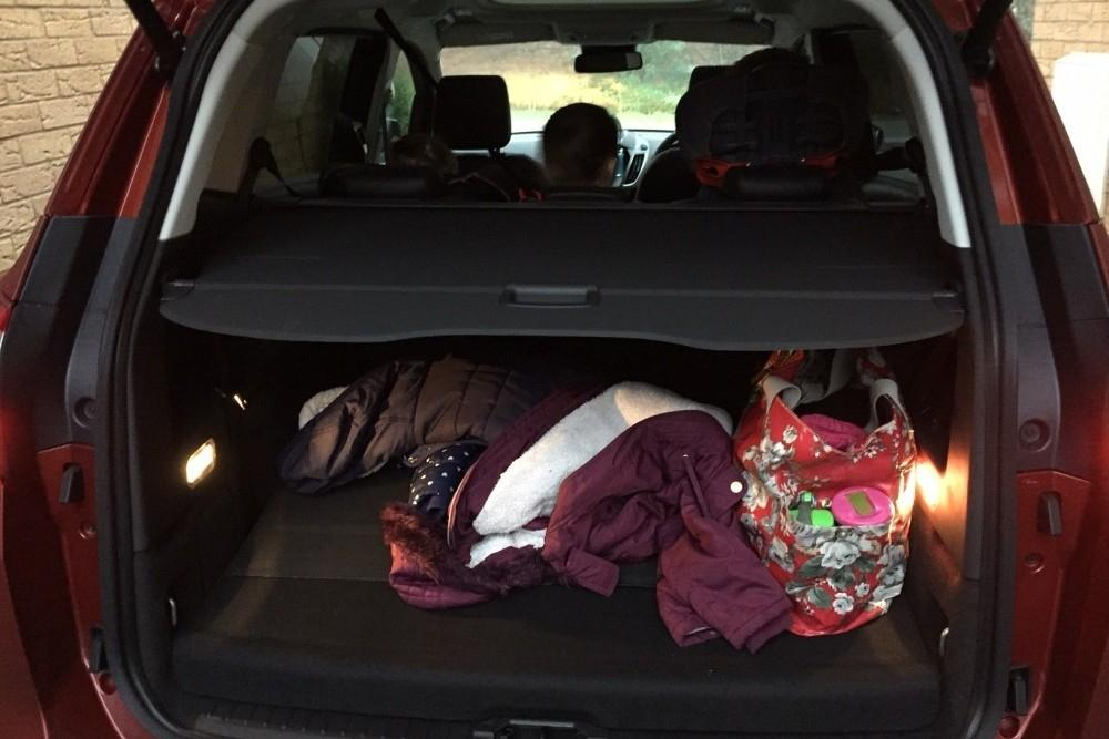 Living with a Ford Grand C-Max part 3