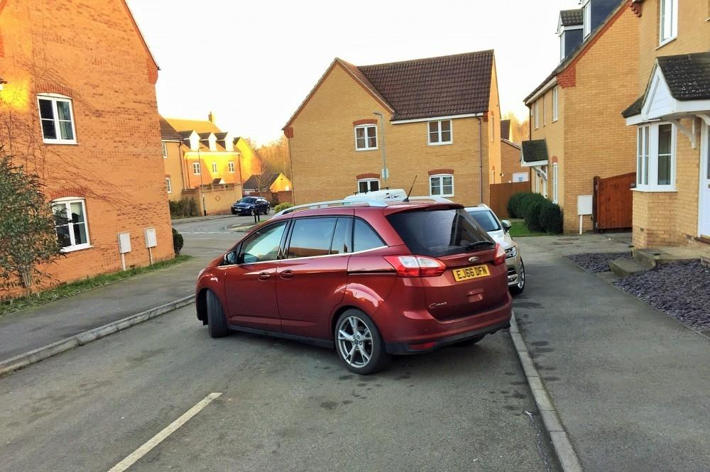 Living with a Ford Grand C-Max part 4