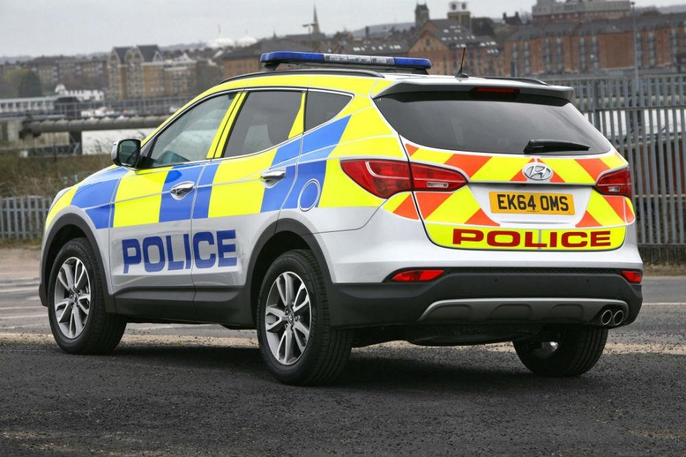 Hyundai given 'blue light' to join emergency services