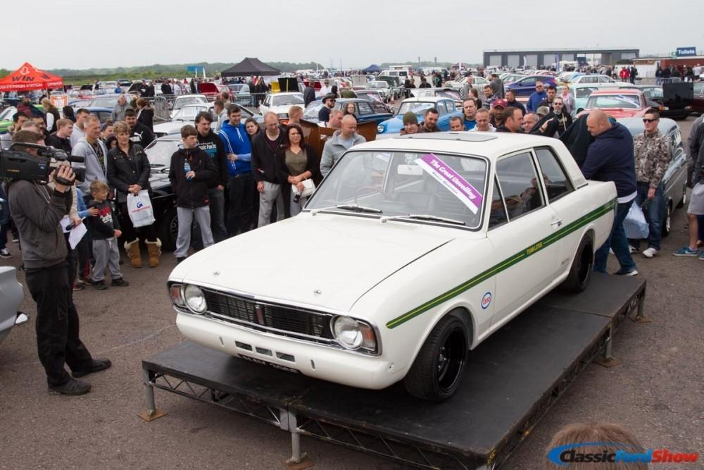 Classic Ford Show Success