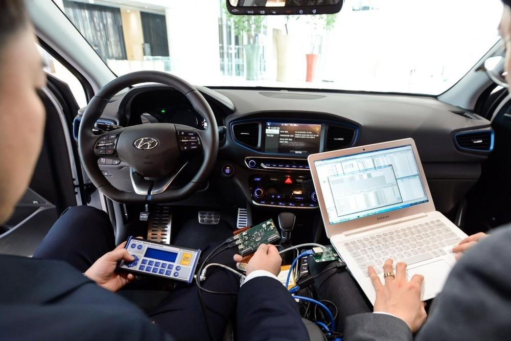 Hyundai's Connected Car Devlopment