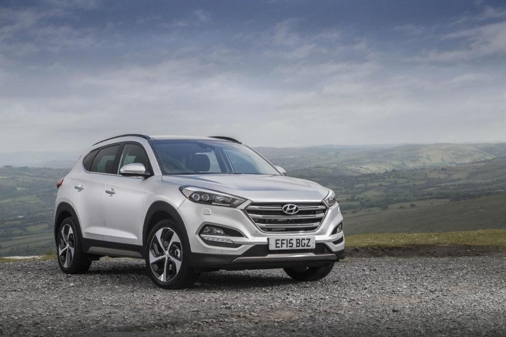 Full Specs & Pricing Announced for New Hyundai Tucson