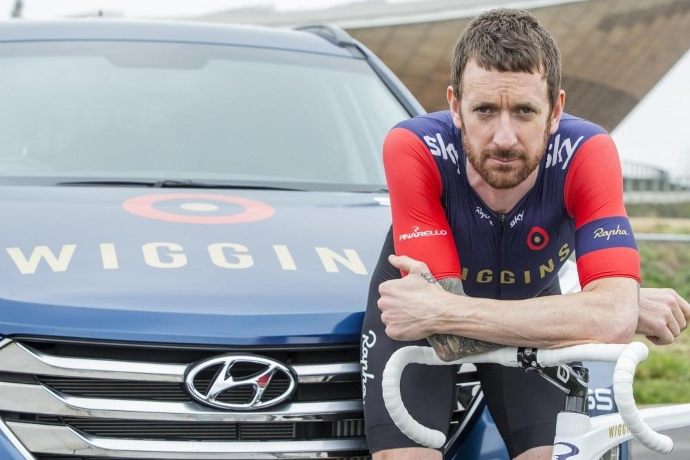 Hyundai Becomes Team Wiggins' Official Vehicle Supplier